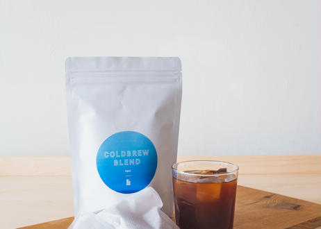COLD BREW COFFEE PACK 【4PACK SET】
