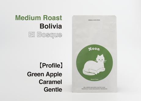 【MEDIUM】Bolivia / El Bosque【200g】