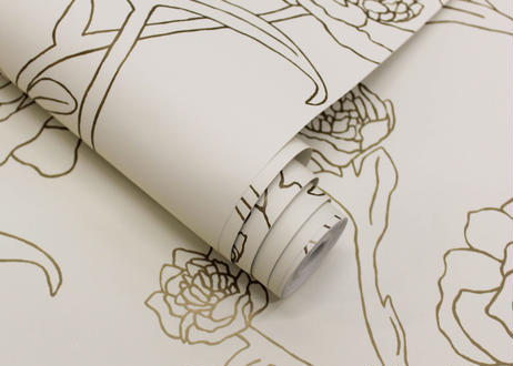 壁紙シール2.5M|【ピオニーズ】