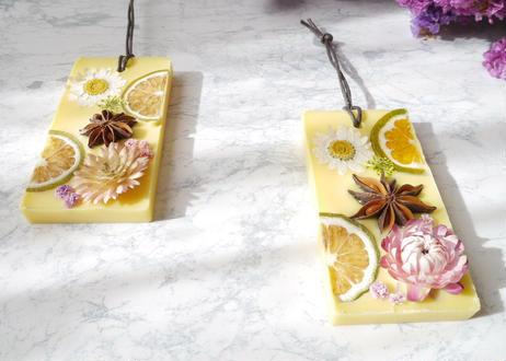 《花遊びアロマワックスサシェ》Star Fruits