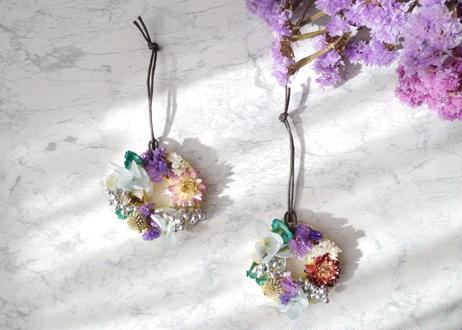 《花遊びアロマワックスサシェ》Ice Crystals