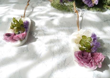 《花遊びアロマワックスサシェ》Ranunculus Ranunculus
