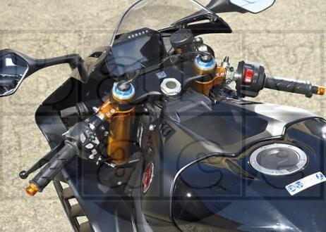 レースコンセプト ハンドルキットΦ50/フラットタイプショートオフセット