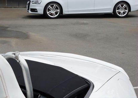 ABS製 リヤスポイラー ブラック塗装用 ND ロードスター