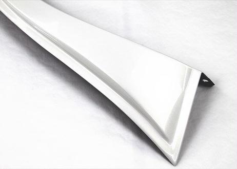 フェンダーエクステンション パール塗装済クリスタルホワイトパールマイカ ND ロードスター