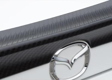 ABS製 リヤスポイラー カーボン ND ロードスター