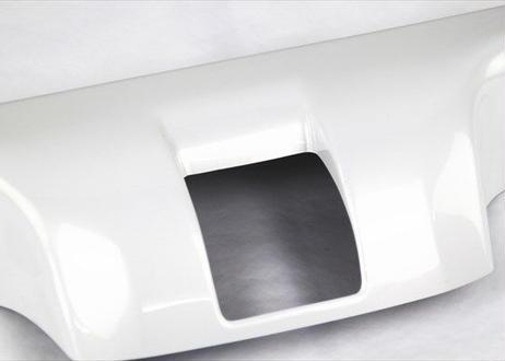 ウインドディフレクター レス パネル  パール塗装済み NDロードスター