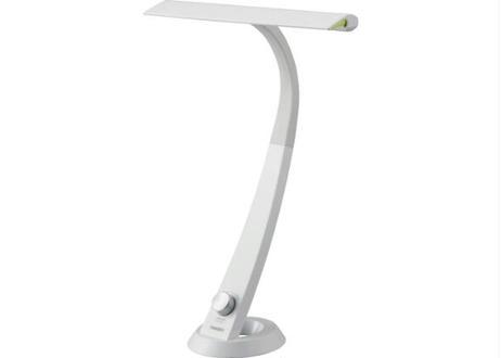 LEDデスクライト LE-H841W ホワイト