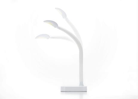LEDデスクライト LE-H844W ホワイト