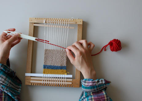 手織りキット
