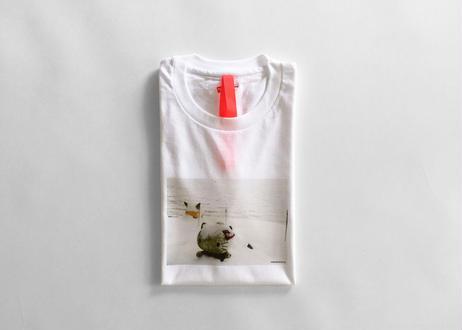 T-shirt_ネコとネズミ