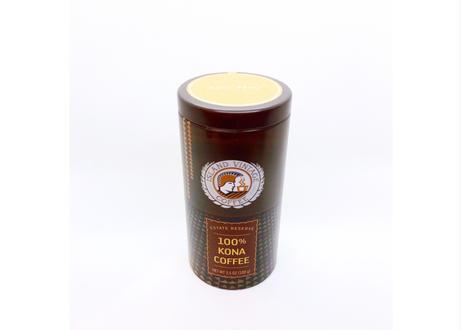 【KONA COFFEE】EXTRA FANCY  [3.5oz TIN]