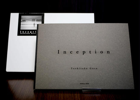 写真集「Inception」(インセプション)