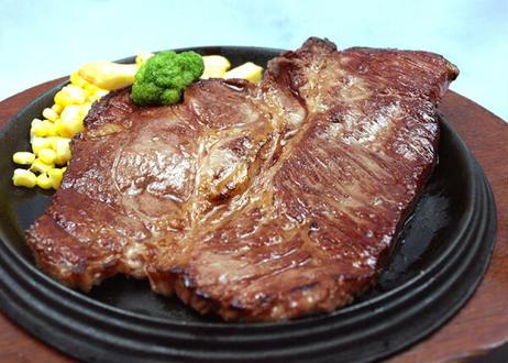 牛肩ロースステーキ 250g×4枚入りパック×4             (1㎏パック×4)=4kg