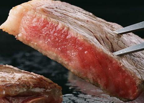 熟成牛 サーロインステーキ 200g