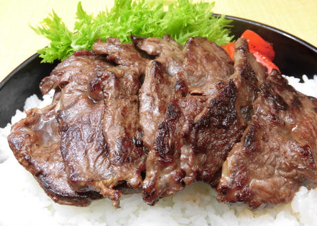 牛ハラミ8㎜スライス 500g (焼肉・丼ぶり・BBQ)