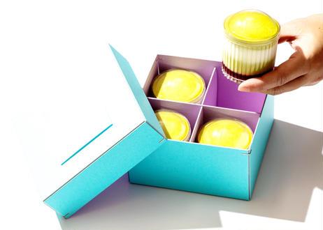 カップショートケーキ 1箱 (4カップ入り)