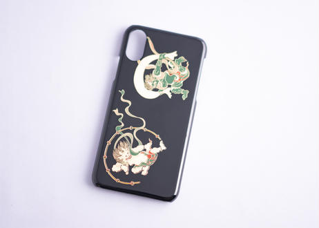 iPhone case  X/XS 風神雷神|Wind and thunder gods