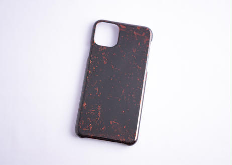 iPhone case 11 Pro  白檀塗 Byakudan