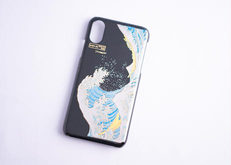 iPhone case  X/XS  波裏富士|The great wave