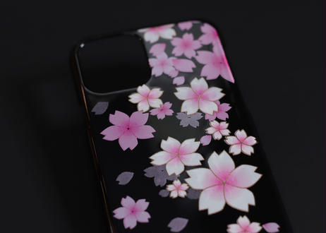 iPhone case 11 Pro 桜|Cherry blossoms