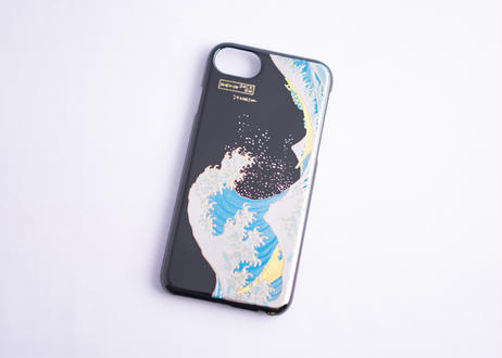 iPhone case 7/8/SE  波裏富士|The great wave