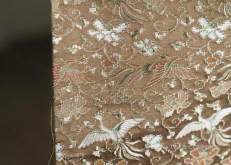Amazing  Phoenix Textiles Cloth  鳳凰金襴緞子