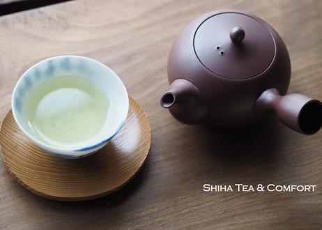 万古実山紫泥急須 Banko Jitsuzan Purple Clay Small Teapot Kyusu