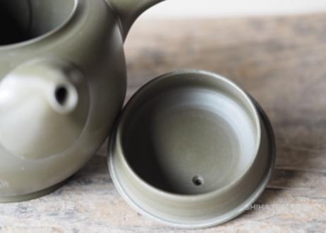 SHUNEN Double Wall Lacy Sakura Japanese Tokoname Teapot SH57 二代舜園