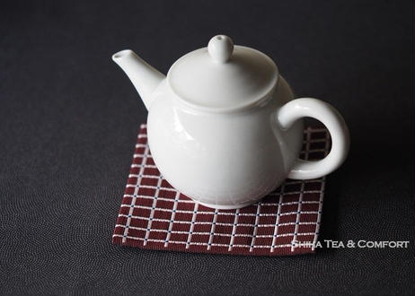 日本博多織絹製垫双面 Hakata Ori  Silk Textiles coaster reversible
