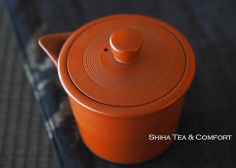 初代雪堂朱泥宝瓶 Vintage SETSUDO (the first) Red Clay HOUHIN