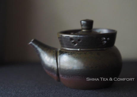 [Free Shipping] 万古焼 藤井一休 BANKO IKKYU Houhin  Houhin Antique