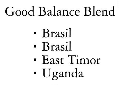 【送料全国一律¥210】【300g】Good Balance Blend
