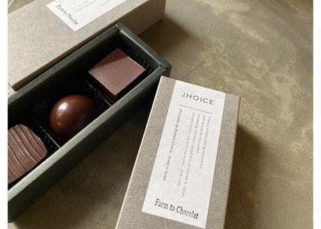 『Farm to chocolate』神戸市西区の農家さん × JHOICE