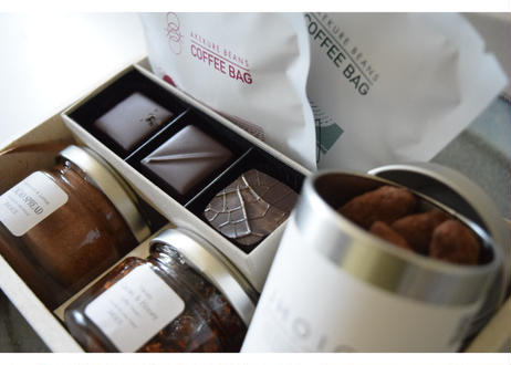 "JHOICE Gift Box                  ""Chocolat for drinking coffee"""
