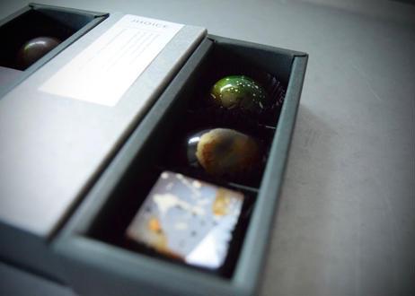 『Liaison』JHOICE selection3PBOX 「すだち・黒にんにく・バジル 」