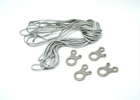 """Loop Alien®︎ RCA Starter Kit """"Aluminum"""""""