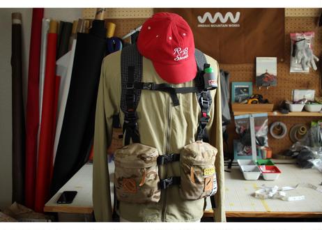 G-Hook Attachment Buckle for Packman Vest