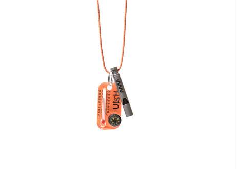 Titanium Whistle with JMW Logo