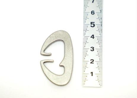 Titanium Dutch Clip Set (2個入り)