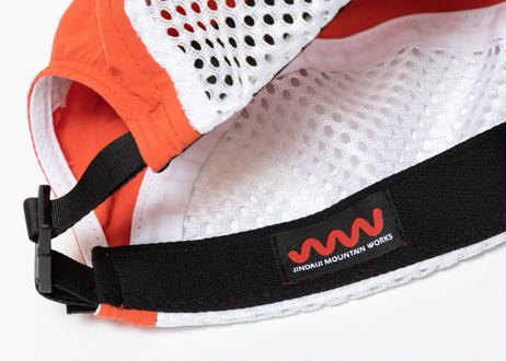 """Midbill"" Cap 2021 aw ver. JMW × velospica"
