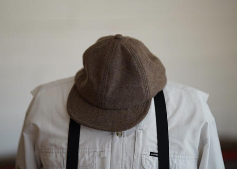 BP's Melton Rycycle Wool Cap 2020 ver.