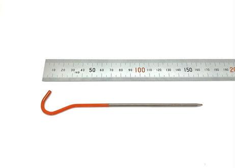 Titanium Pin Stake 8本セット