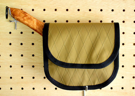 Off Craft ×JMW Folding Landing Net Titanium ver.(with Net Case)