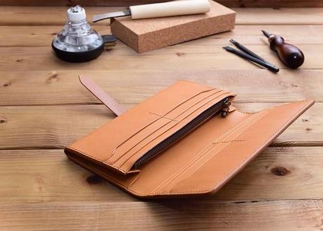 Belt walletの型紙