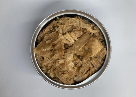お寿司の缶詰『シャリ缶』湯葉
