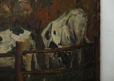 Painting Course(cow)