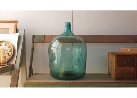 Demijohn Bottle  - 薬 品 瓶 - (Japan)