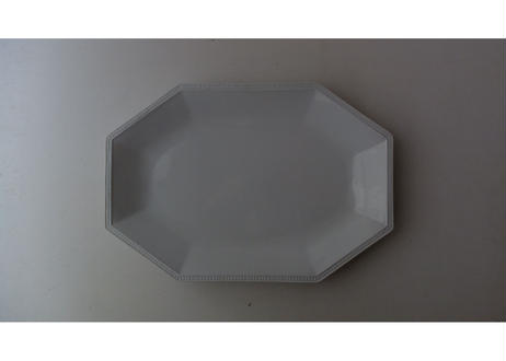 Octagonal Plate  (France)