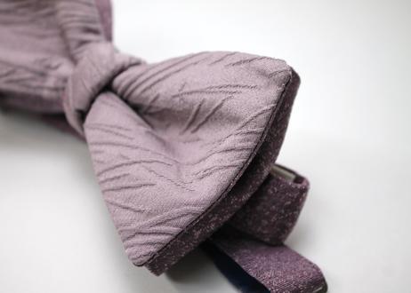 蝶ネクタイ KIMONO fabric 西陣織  上京蝶帯 #589